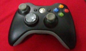 Joystick Xbox 360 Negro - Inalámbrico