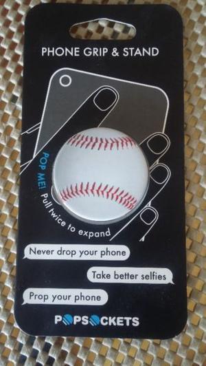 Phone Grip & Stand Béisbol POPSOCKETS - agarre y soporte