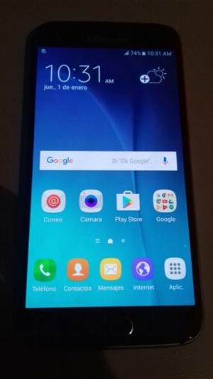 Samsu S6 Flat Libre Impecable