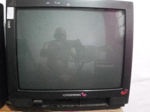 """Tv 20""""grundig usado en muy buen estado general.con control a"""