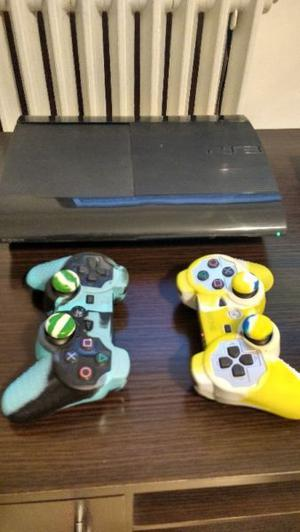VENDO PLAY STATION 3. IMPECABLE