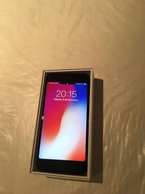 Vendo IPhone 8 Plus 64 GB, Negro Impecable Usado Liquido