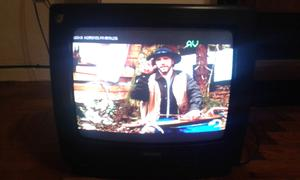 Vendo tv color Philips