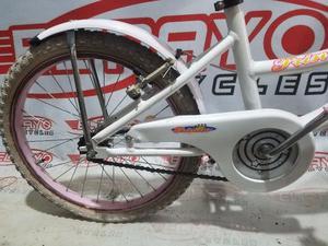 Bicicleta Niña Rod 20 Usada Aluminio