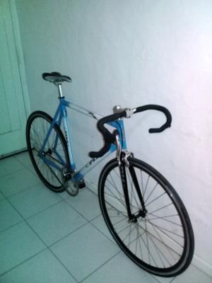 Bicicleta de carrera de pista