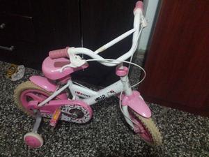 Bicicleta niña rodado 12