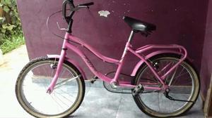 Bicicleta para niña rodado 16 color rosa