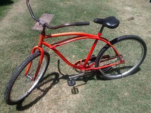 Bicicleta playera en excelente estado