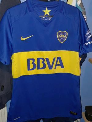 Camiseta Original De Boca Juniors  Talle M