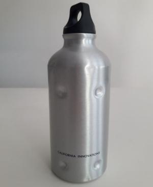 Cantimplora de Aluminio. 500cc. Muy Práctica y Liviana.