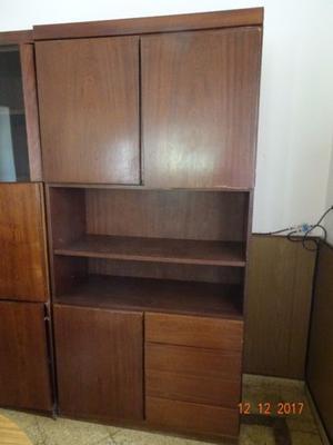 Mueble en 3 módulos