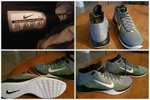 Vendo 2 pares zapatillas Basquet Nike,nuevas, sin uso