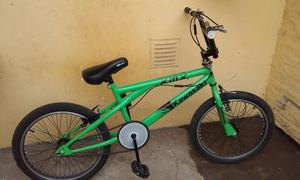 Vendo Bicicleta Kawasaki Freestyle Rodado 20 Impecable!!!