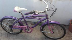 Vendo Bicicleta inglesa niña