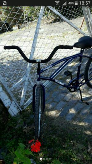 Vendo bici poco uso. Rodado 26.