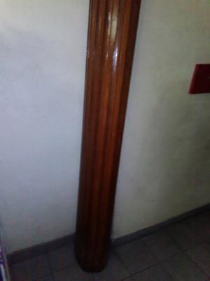 Vendo persiana de madera,1.50por 1,20