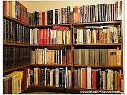 COMPRO LIBROS USADOS Bibliotecas COMPLETAS O NO RETIRO A