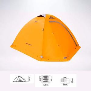 Carpa Iglú Geo 4 Personas Montagne Camping Familiar Acampar