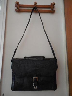 Cartera maletín / morral