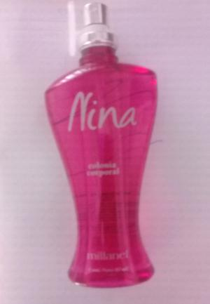 Colonia alternativa Nina de Nina Ricci de Millanel