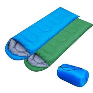 Combo X 2 Bolsa De Dormir Frío Camping + Bolso P/