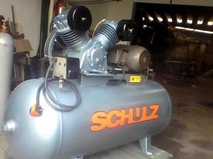 Compresor industrial Schulz 7,5 HP