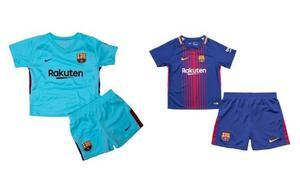 Conjunto del barcelona para niños nike oficial messi10 40ce45ab717ba