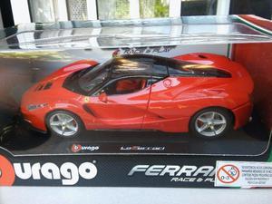 Ferrari La Ferrari Nueva 1/24 Burago