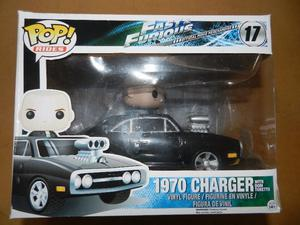Figura Funko Pop! Fast & Furious Dom Charger