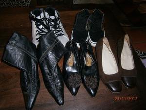 Lote De Zapatos/zapatillas De Mujer