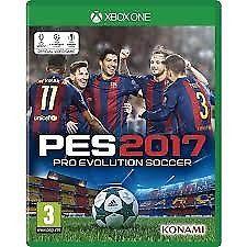 Pro Evolution Soccer  Xbox One. En Caja, Sellados.