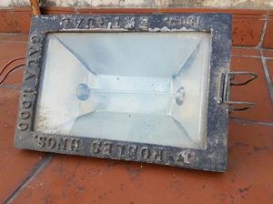 Reflector patio - jardín - galpón - comercio