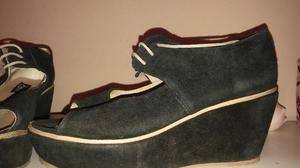 Sandalias negras !!!!