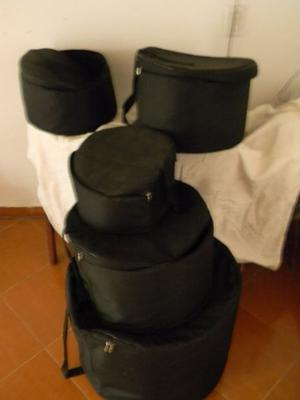 Set de 5 fundas para bateria - LIQUIDACION!!!!