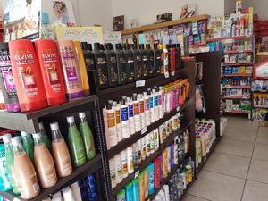 Stock de mercaderia de perfumería