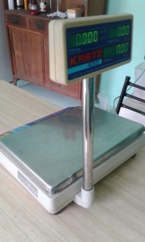 Vendo Balanza Digital Kretz 31kg