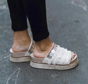 Vendo sandalias sin uso talle 36