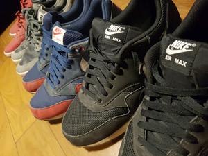 Vendo zapatillas NIKE Y SUPRA origiales, en perfecto estado