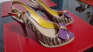 Zapatos VIA UNO Talle 36,5