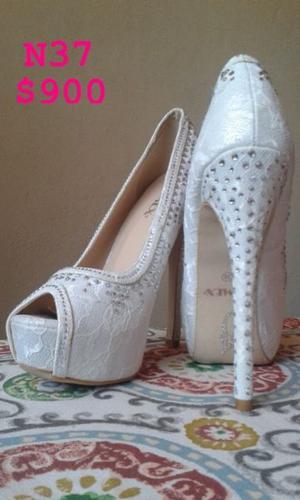 Zapatos importados número 37