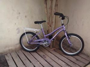 Bicicleta De Paseo Robinson Rodado 16 Violeta ! Lista !