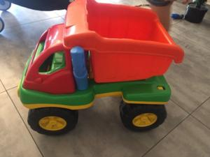 Camion Volcador Andarin Grosso