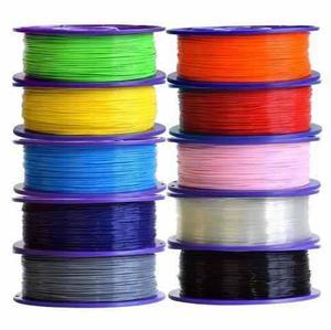 Filamento Impresora 3d Pla 1.75 Colores Importado 1kg