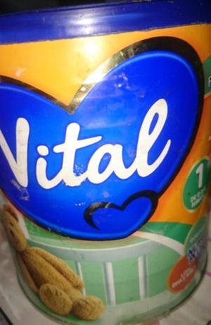 Leche vital 1(0/6m)
