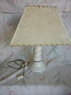 Lámpara de Mesa Velador