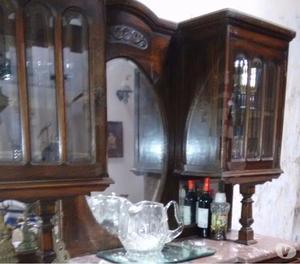 Mueble antiguo aparador exhibidor