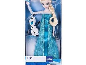 Muñeca Elsa de Frozen original