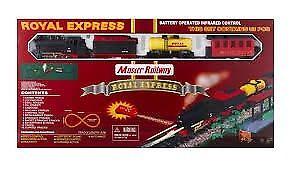 Tren Royal Express el mas grande 66 piezas.!