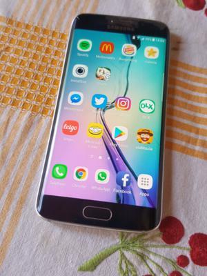 VENDO SAMSUNG GALAXY S6 EDGE LIBRE $