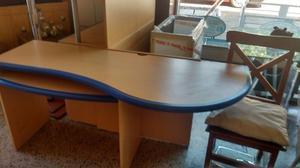 Vendo escritorios oficina usados en excelente estado,
